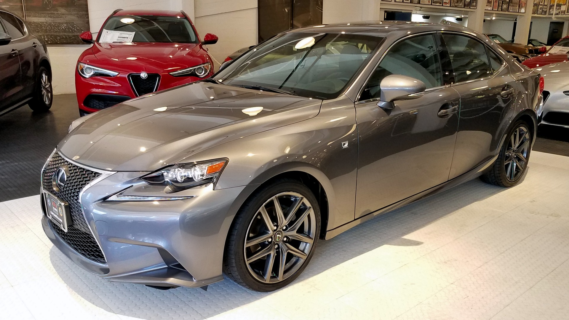 2014 Lexus IS 250 F Sport Sport Stock T for sale near San