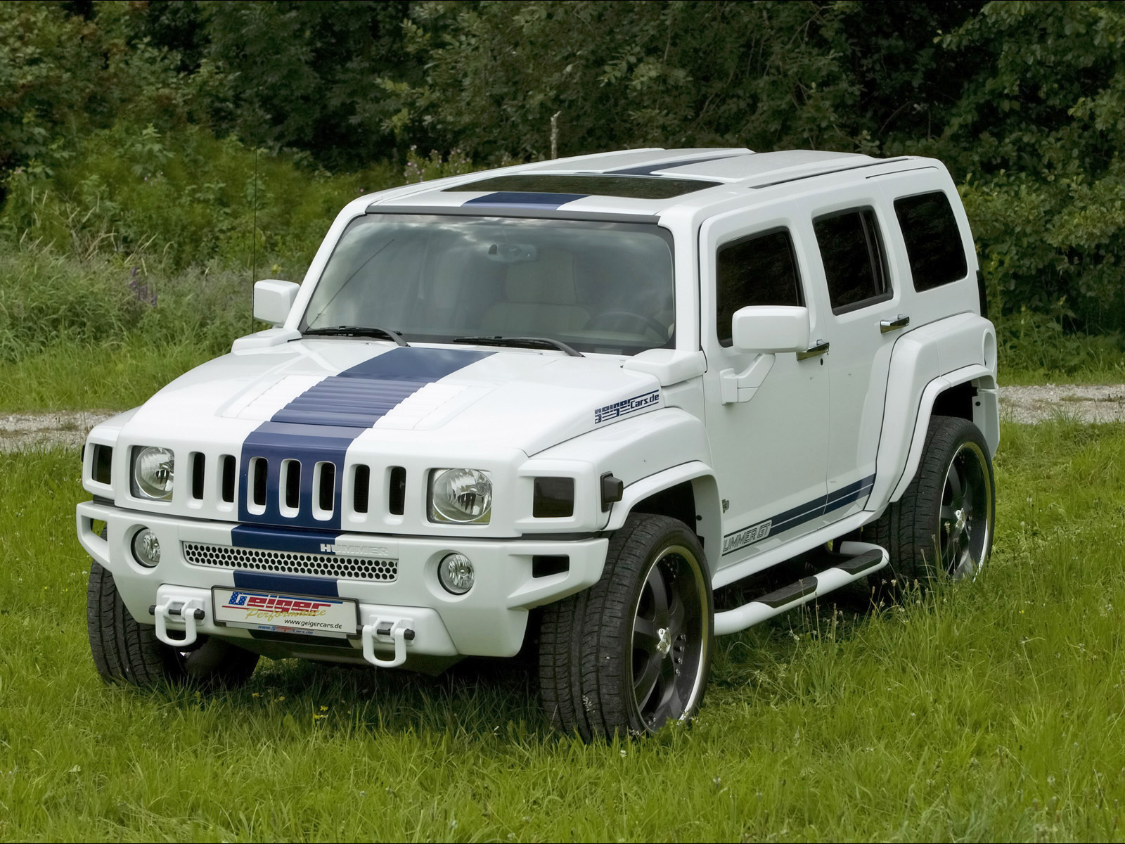 Geigercars Hummer H3 GT photos Gallery with 12 pics