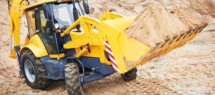 earthmover hire in Brisbane