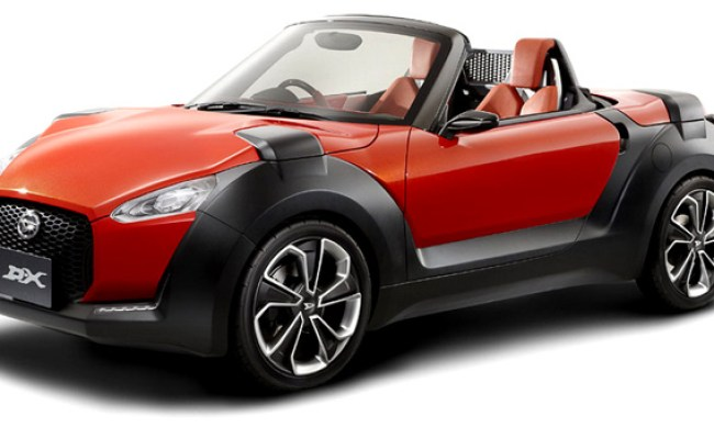 Daihatsu Imagines A Small Concept Car That Can Transform Into Many Different Models Carscoops