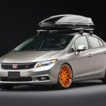 Honda Debuts Seven 2012 Civic Si Coupes And Sedans At Sema Show Carscoops
