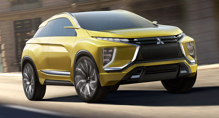 Mitsubishi Will Unveil A New Compact SUV In 2017 For North