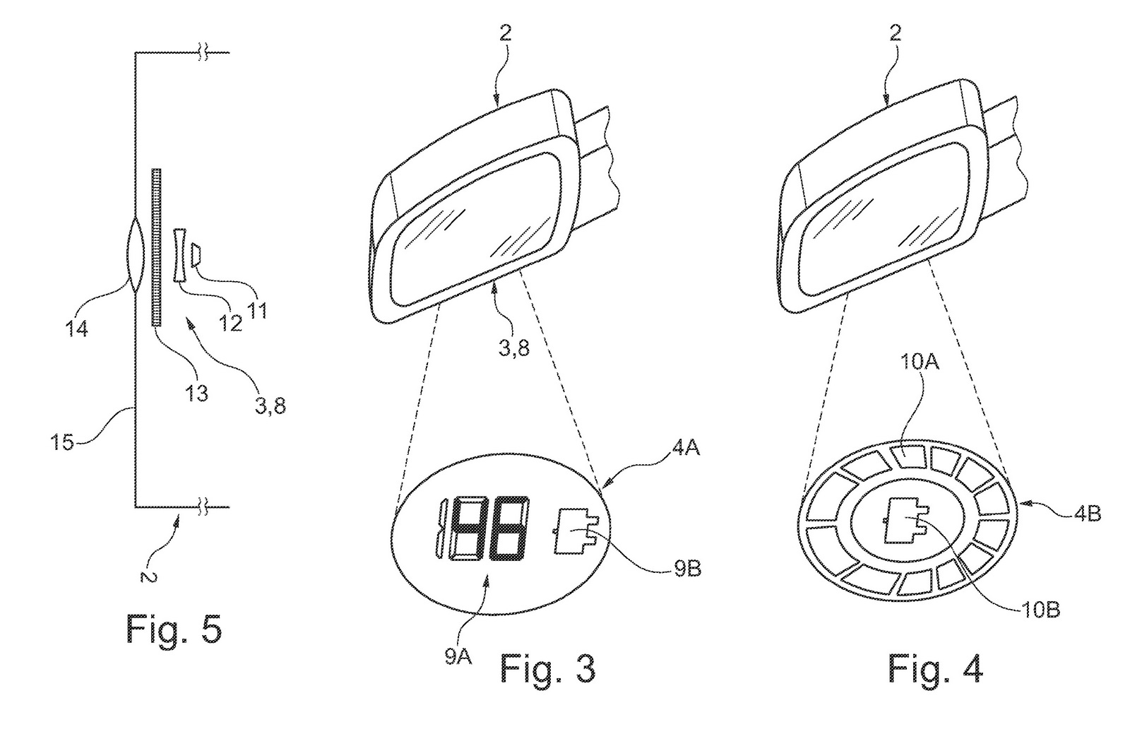 Ford Patents Puddle Lights With Status Display For EVs And