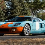 2006 Ford Gt Heritage Edition Looks Ready To Race At Le Mans Carscoops