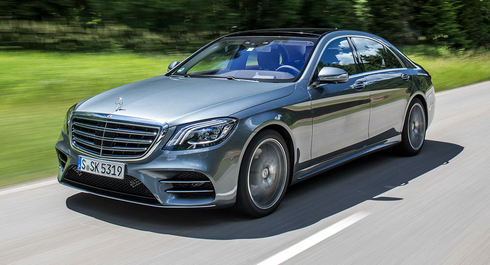 2018 Mercedes-Benz S-Class Priced From Under $91k | Carscoops