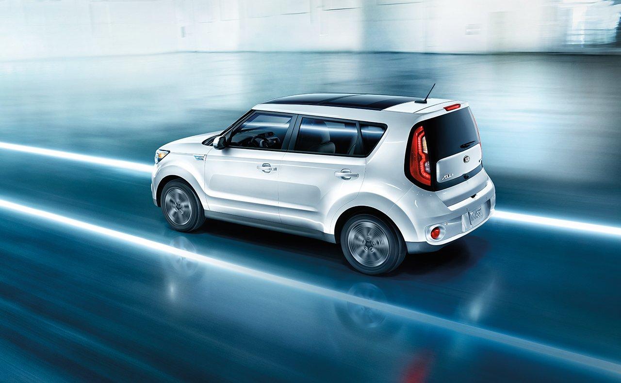 Kia Soul EV Gets Larger Battery Improved Range For New MY  Carscoops