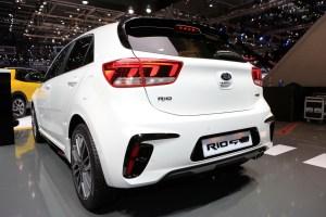 Kia Rio получила «заряженную» версию | CarDiagram