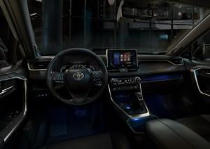 Toyota RAV4 2019: фото, видео, описание и характеристики