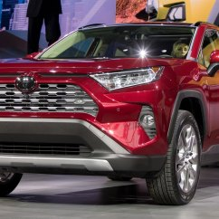 All New Toyota Camry 2019 Philippines Oli Mesin Grand Avanza 2017 Rav4 Debuts With A More Appealing Robust