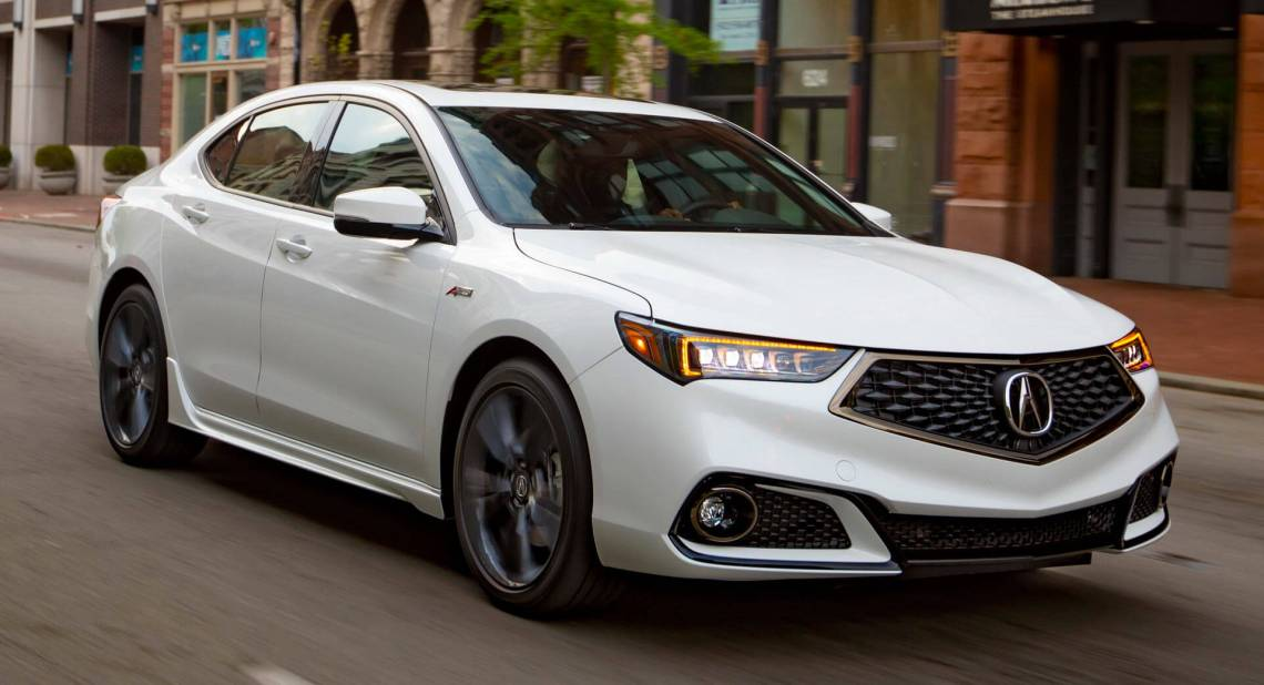 2019 acura tlx in showrooms april 4 from $33,000, gets new a-spec