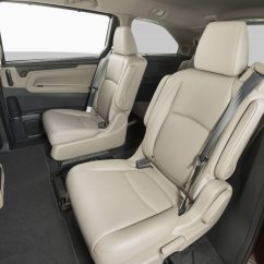 Honda Pilot Captains Chairs Ashley Accent Chair 2019 Odyssey Goes On Sale, Priced From $31,065   Carscoops