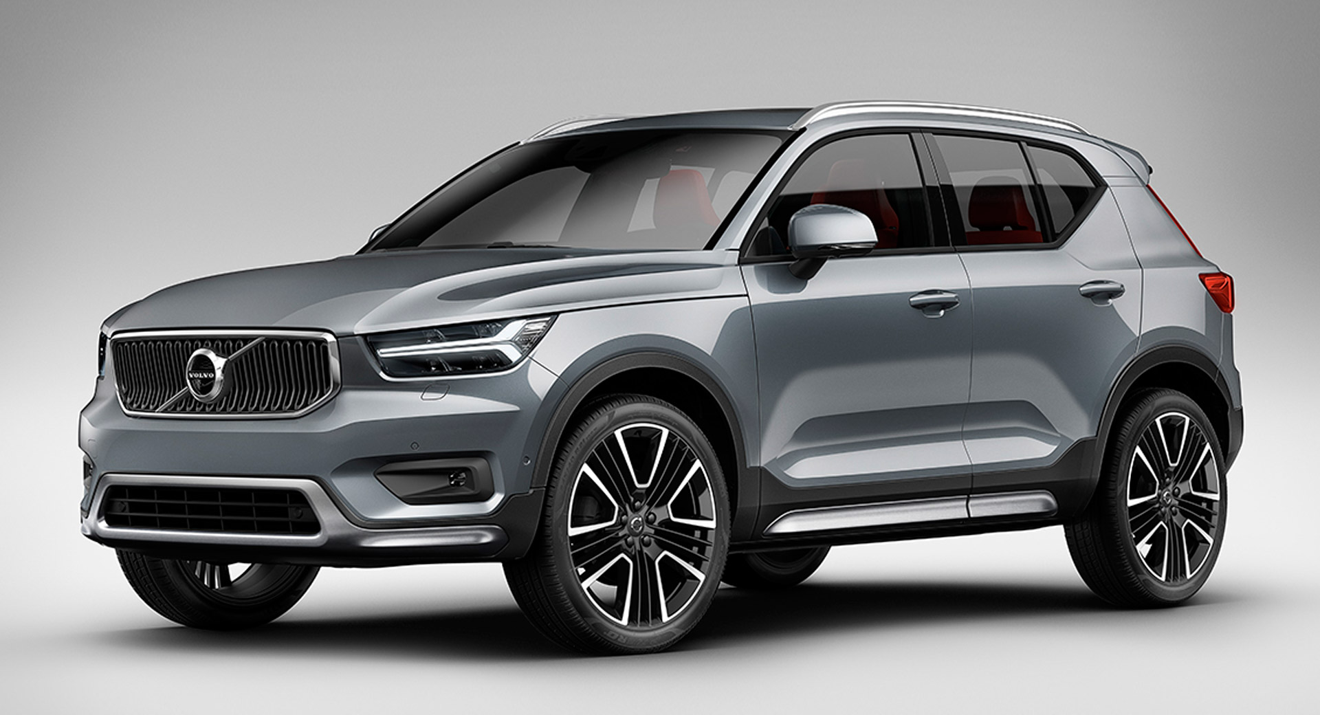 Volvo XC40 Gets Sportier With New Exterior Styling Kit | Carscoops