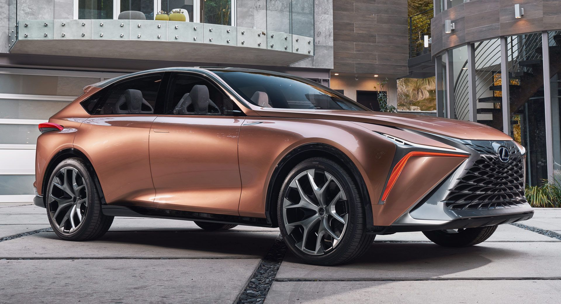 Lexus LF1 Limitless Concept Could Debut With LQ Nameplate  Carscoops
