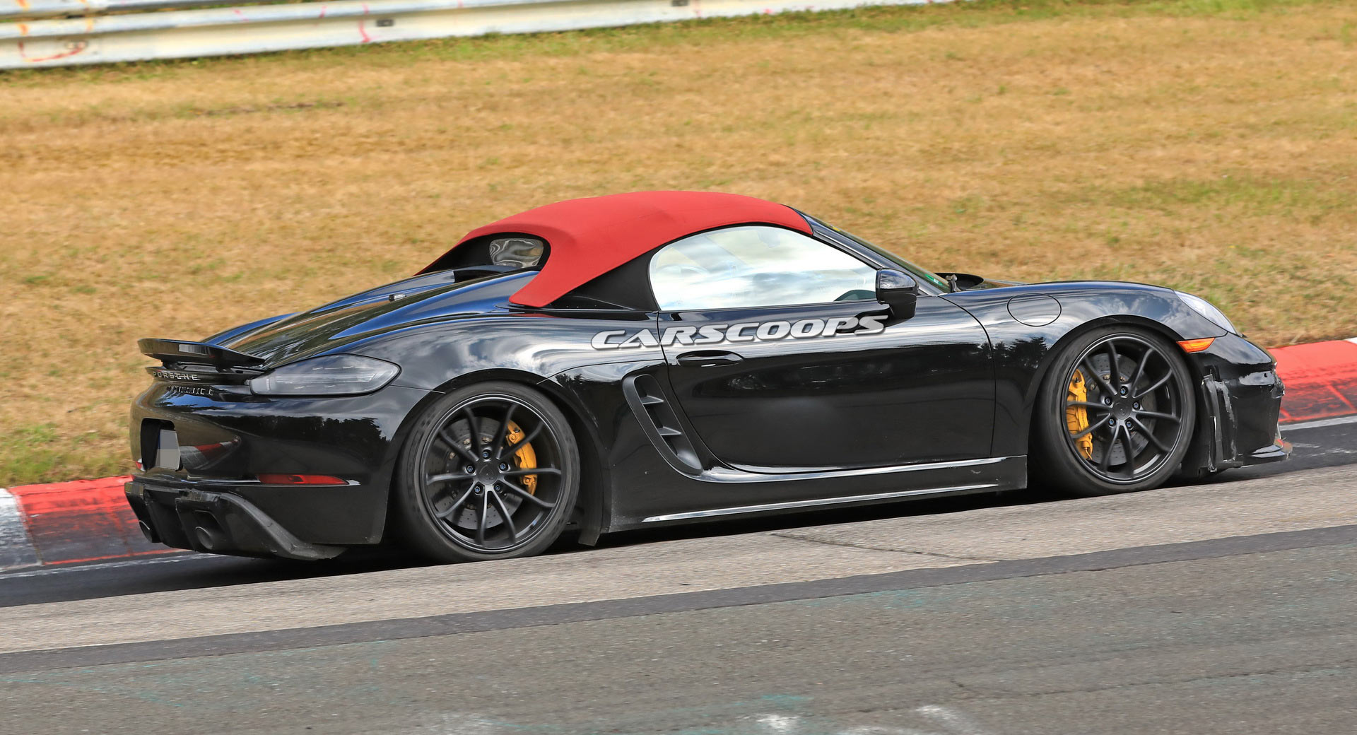 Porsche 718 Boxster Spyder To Provide Speedster Looks On A Budget [Updated] | Carscoops