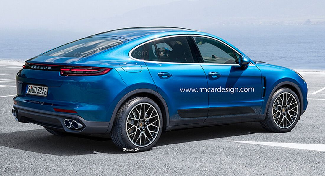 Porsche Cayenne Coupe Finally Approved For Production