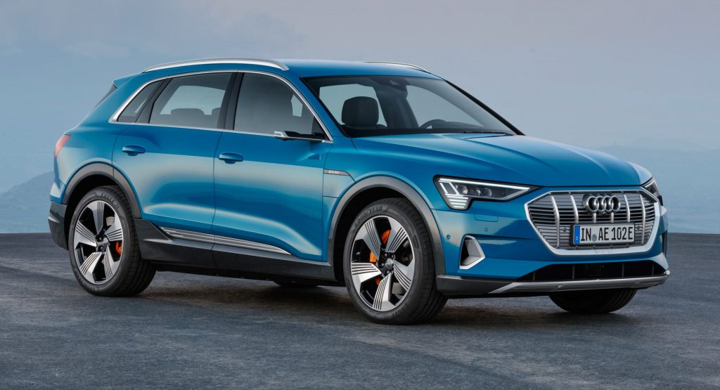 Audi e-tron SUV Is Marque's First Fully-Fledged EV | Carscoops
