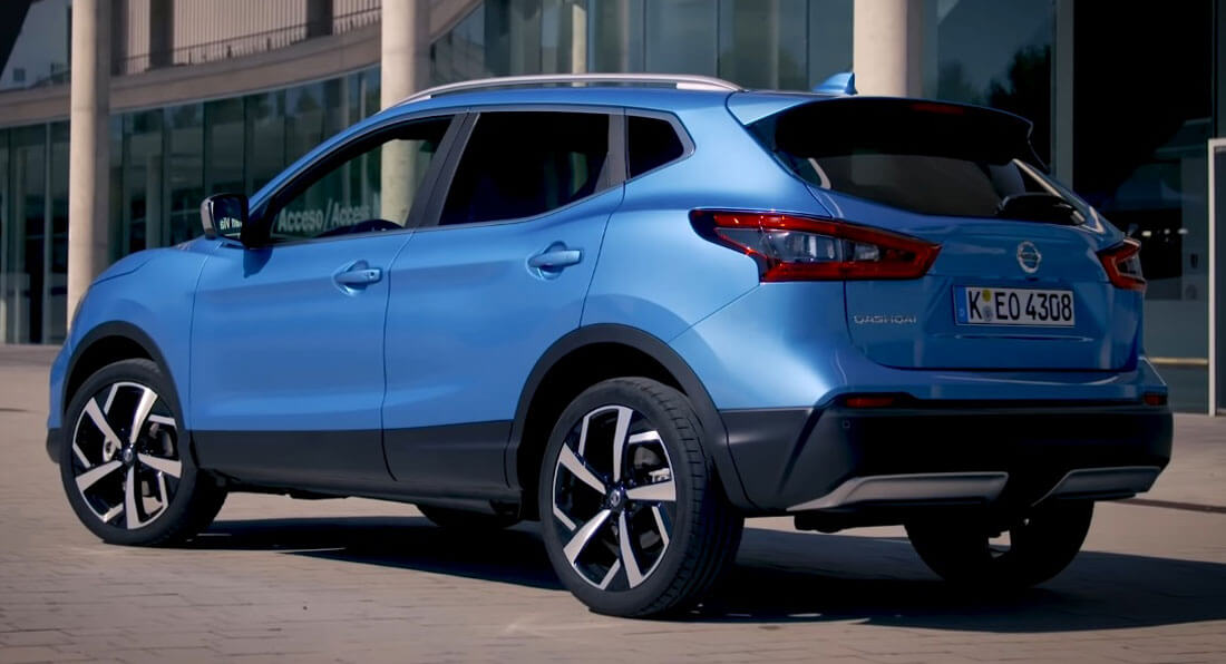 2019 Nissan Qashqai Is Still One Of The World's Best