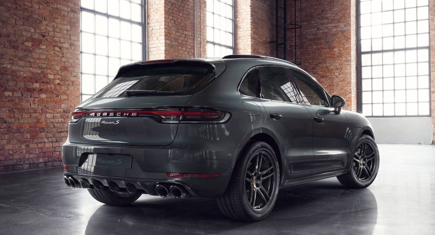 Porsche Exclusive Gives Facelifted Macan S An In-House Makeover   Carscoops