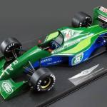 Michael Schumacher S Jordan F1 Car Costs 4 495 On A 1 8 Scale Carscoops