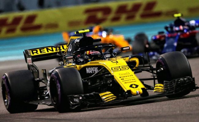Renault F1 Team Expects Massive Winter Gains For 2019 Car
