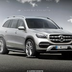 2020 Mercedes Benz Gls Engines Design Everything Else We Know Carscoops