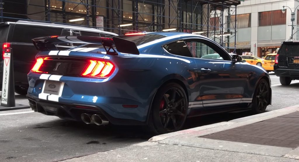 ford mustang shelby gt500 s exhaust