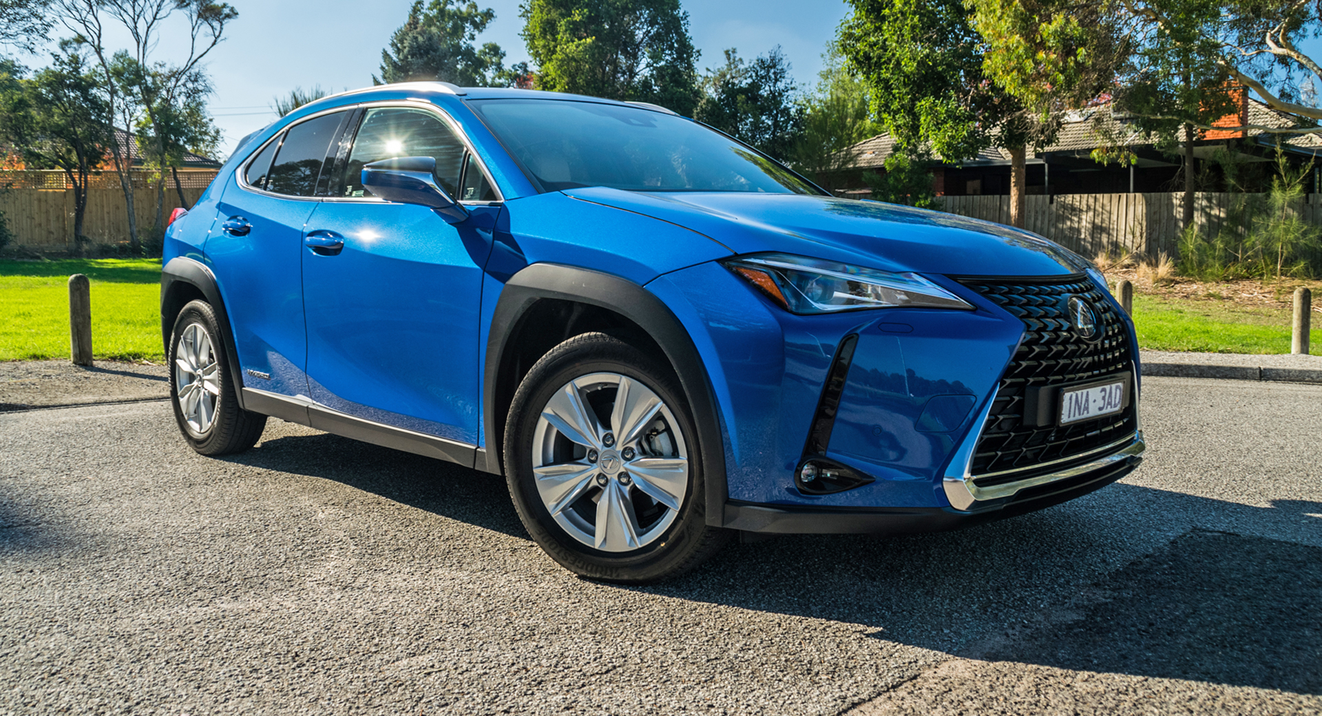 Driven: 2019 Lexus UX250h Is Edgy. Efficient And Engaging | Carscoops