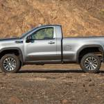 2019 Gmc Sierra 1500 At4 And Elevation Regular Cabs Not For U S Either Carscoops