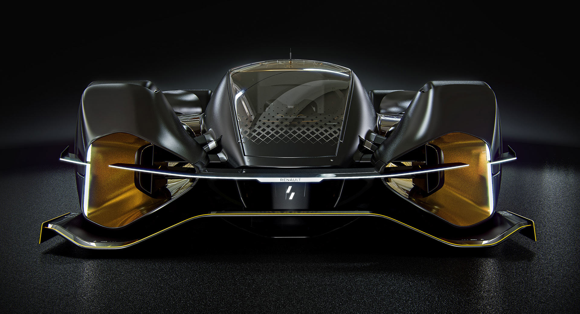 Radical Renault Le Mans Concept Is From Another World