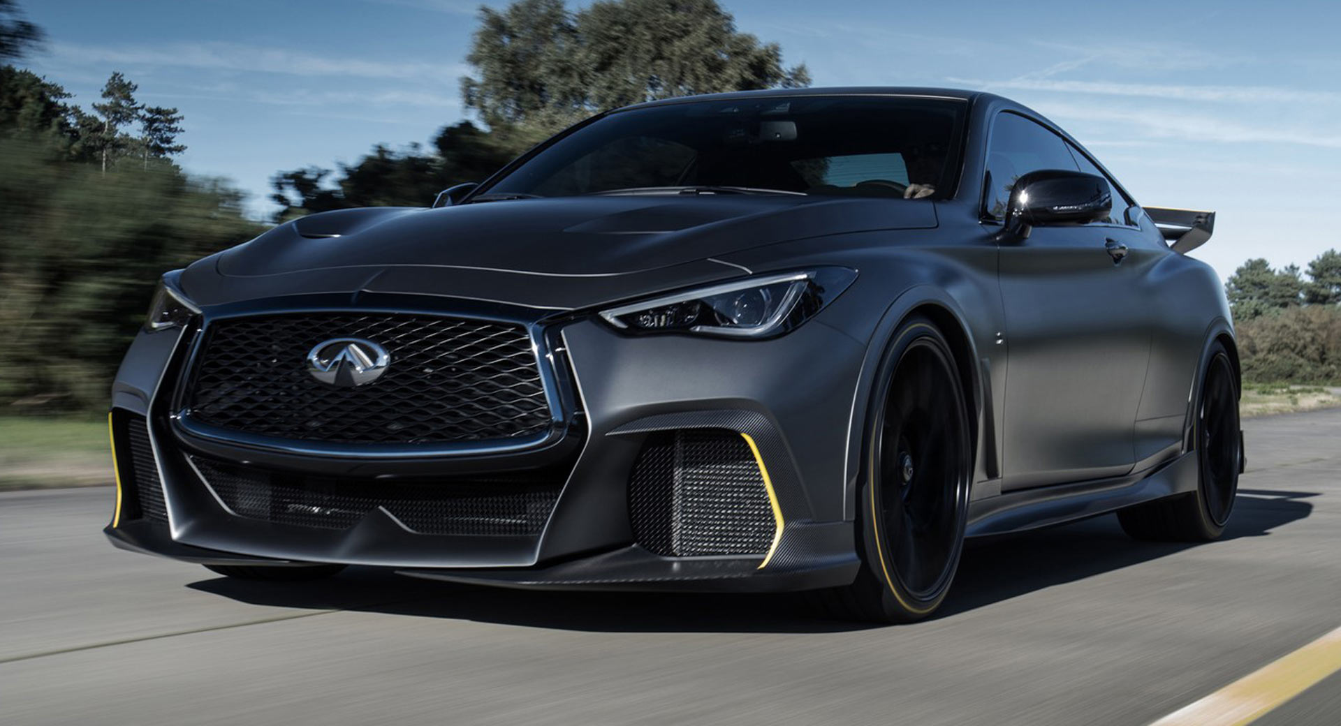 Infiniti Thinks Project Black S Could Be Sold In U.S. In Limited Numbers | Carscoops