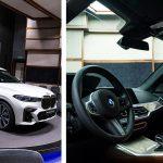 Alpine White Bmw X7 M50i Showcased With Tartufo Interior Carscoops