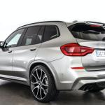 Bmw X3 M Competition Graduates Ac Schnitzer S Training Program With 592 Hp Carscoops