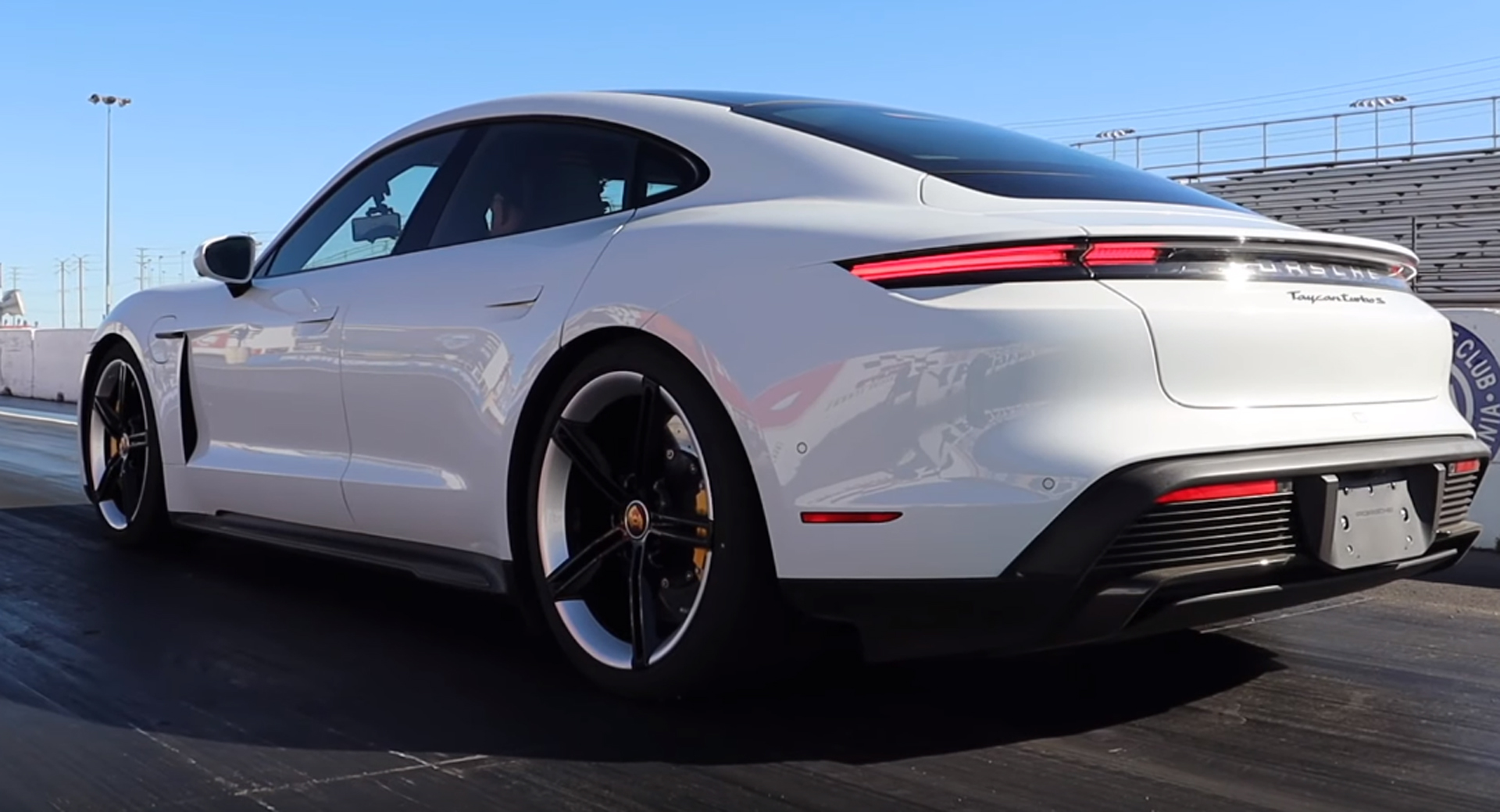 Porsche Taycan Turbo S Hits 60 MPH In 2.4-Seconds, Quarter Mile In 10.5-Seconds   Carscoops