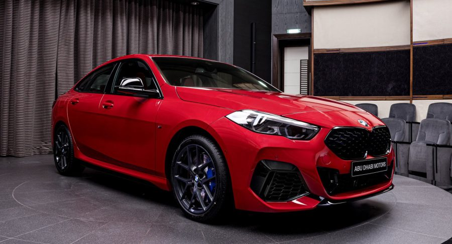 Check This Decked Out BMW M235i Gran Coupe | Carscoops