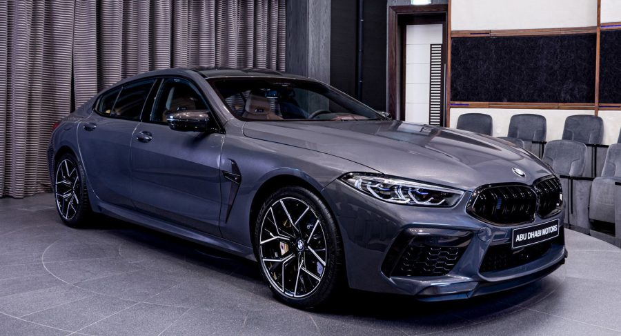 Good Luck Getting The BMW M8 Gran Coupe Competition To ...
