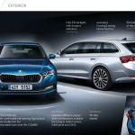 2020 Skoda Octavia Combi Successor To Europe S Best Selling Wagon Detailed Before Launch Carscoops