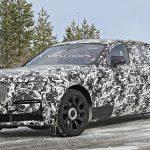 2021 Rolls Royce Ghost Lwb Prototype Caught Alongside Regular Model Carscoops