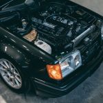 Hartge F1 Paired A 1988 Mercedes Benz 300e With A Tuned Bmw M Engine Carscoops