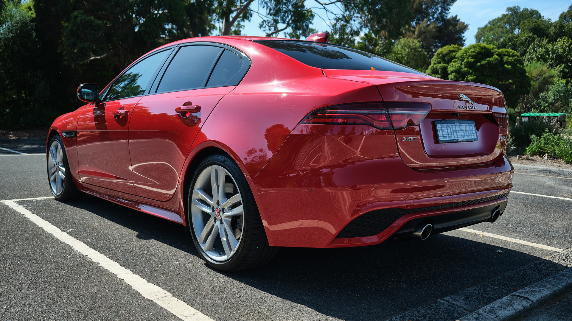 2020 Jaguar XE R-Dynamic HSE Review: A Worthy Contender To ...