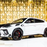 If Anything Everyone S Going To Notice You In A Mansory Tuned Lamborghini Urus Carscoops