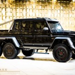 Mercedes Benz G63 Amg 6x6 By Brabus Has 700 Hp 1 Million Price Tag Carscoops