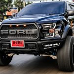 Thai Company Is Turning Ford Ranger Raptors Into F 150 Raptor Lookalikes Carscoops