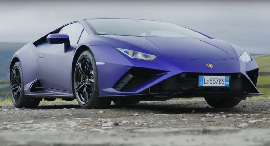 Could The Huracan EVO RWD Be The Best Lamborghini Ever ...