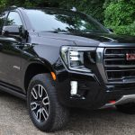 Driven 2021 Gmc Yukon At4 Combines Rugged Looks With A Comfortable Ride Carscoops