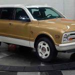 Custom 2020 Chevrolet Tahoe Is Part C10 And Part K5 Blazer Carscoops