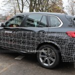 2022 Bmw X5 Facelift Makes Spy Debut Revealing Very Little Carscoops