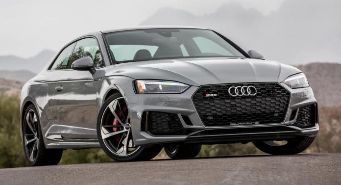 The Doors Of Certain 2018 2019 Audi Rs5 Coupes Might Not Open From The Outside After Rear Crash Carscoops