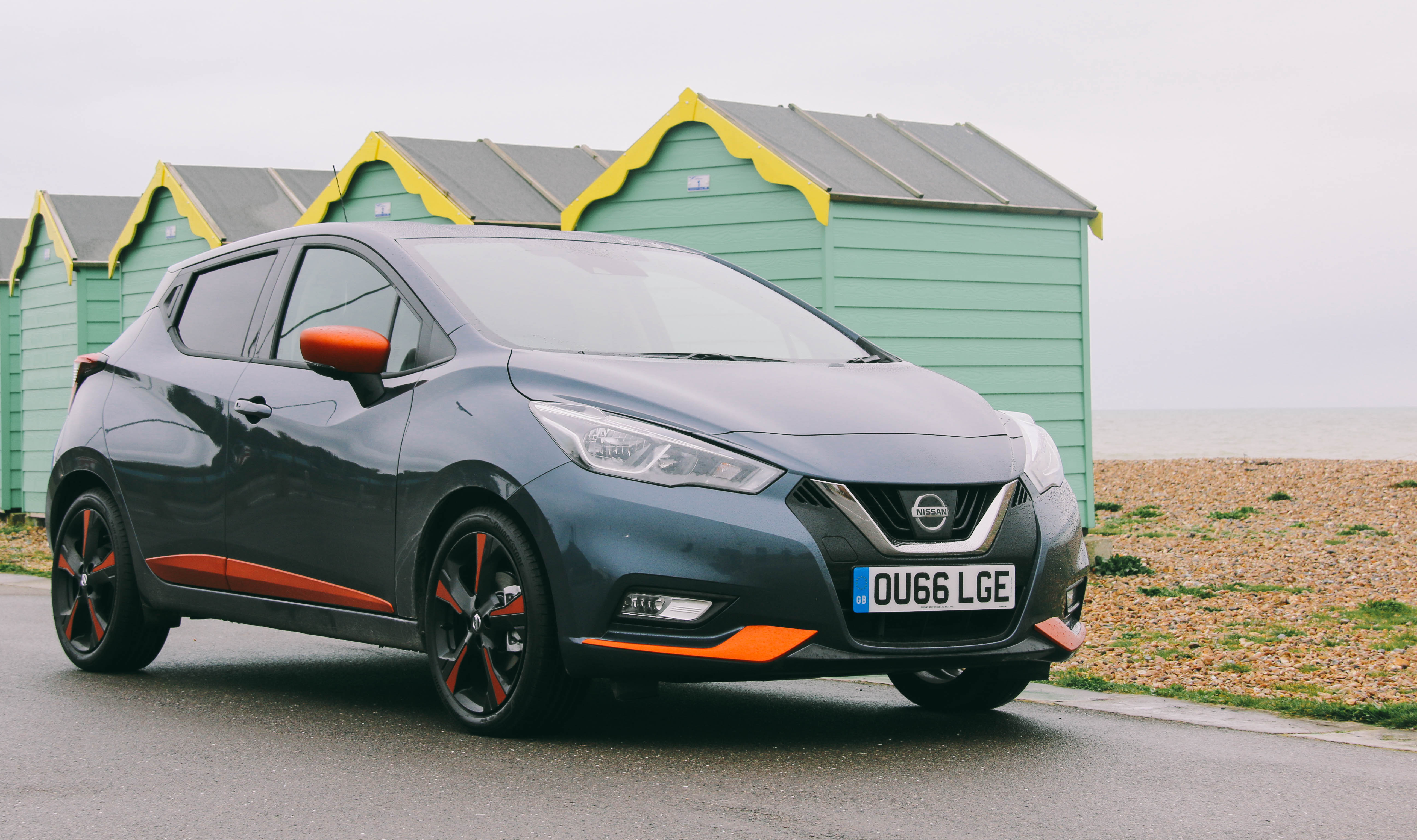 Launching the Revolutionary New Nissan Micra