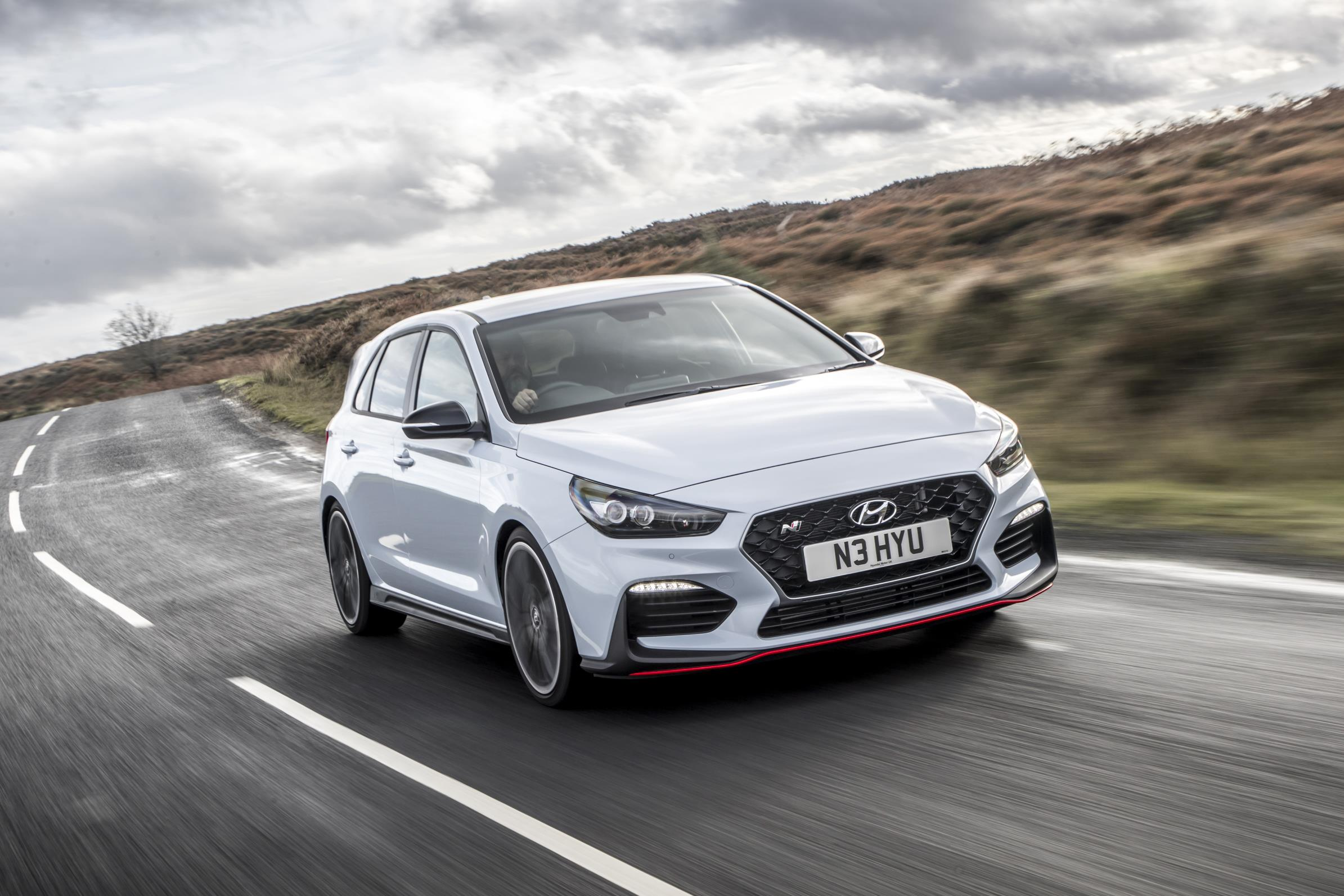 Hyundai I30 N Wins Best Hot Hatch in Car of the Year Awards 2018