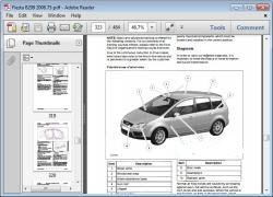 Ford Fiesta 2008 Body and Paint - Repair Manual